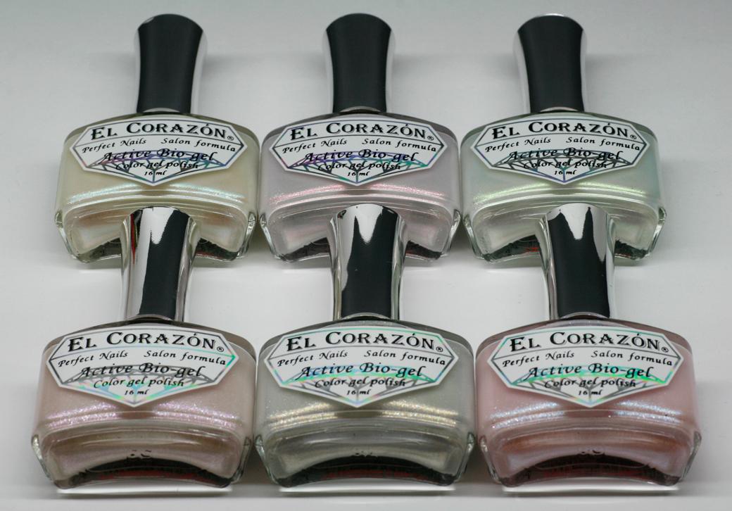 EL Corazon Shimmer №423/1-№423/18