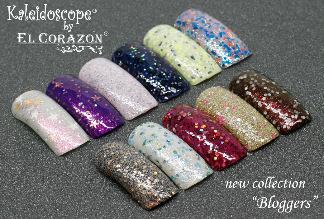 EL Corazon - Kaleidoscope Bloggers №BL-1 - №BL-23
